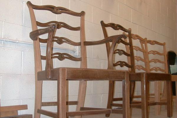 chip armchair repair