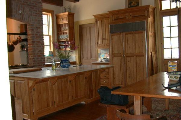 wide of butler kitchen